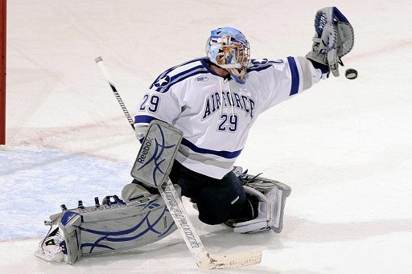 Hokejove rukavice pre brankárov